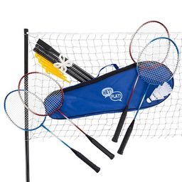 Hey! Play! Complete Outdoor Badminton Yard Set | Kohl's