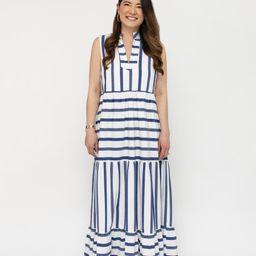 Marie Maxi Dress | Sail to Sable