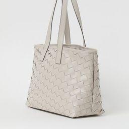 Braided Shopper | H&M (US)
