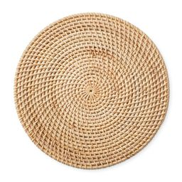 Light Woven Charger | Williams-Sonoma