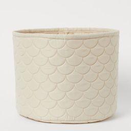 Large Storage Basket  $12.99   H&M (US)