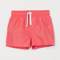 Swim Shorts  $9.99   H&M (US)