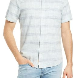 Classic Fit Selvage Short Sleeve Button-Up ShirtMARINE LAYER | Nordstrom