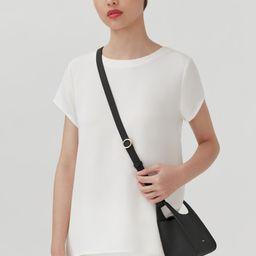 Mini Double Loop Bag | Cuyana