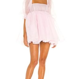 Selkie The Puff Dress in Angel Delight from Revolve.com | Revolve Clothing (Global)