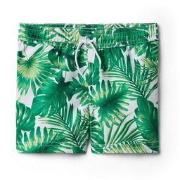 Palm Swim Trunk | Janie and Jack