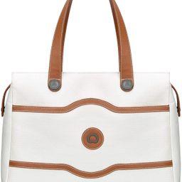 DELSEY Paris Chatelet Soft Air Shoulder Bag, Champagne, One Size | Amazon (US)