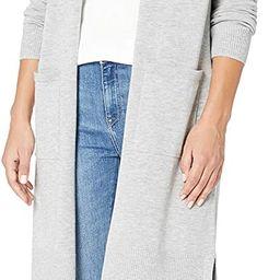 Amazon Essentials Women's Lightweight Long-Sleeve Longer Length Cardigan | Amazon (US)
