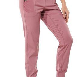 LEINIDINA Women's Jogger Pants High Waisted Sweatpants with Pockets Tapered Casual Lounge Pants... | Amazon (US)