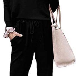 NSQTBA Lounge Sets for Women Tie Dye Sweatsuit 2 Piece Outfits Soft Pajamas Set   Amazon (US)