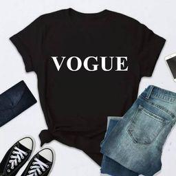 Vogue + t-shirts   Etsy (US)