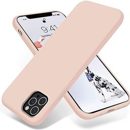 OTOFLY iPhone 11 Pro Case,Ultra Slim Fit iPhone Case Liquid Silicone Gel Cover with Full Body Pro...   Amazon (US)