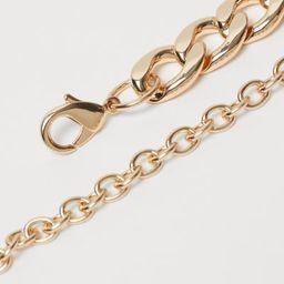 Short Necklace | H&M (US)