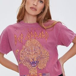 Def Leppard Graphic Tee   Forever 21 (US)