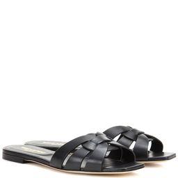 Tribute Nu Pieds 05 leather sandals | Mytheresa (US)