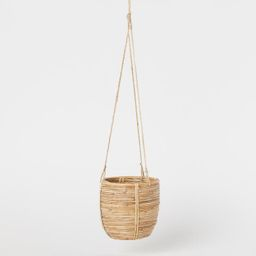 Rattan Hanging Basket | H&M (US)