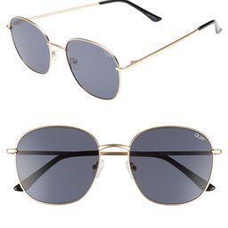 Jezabell 57mm Round Sunglasses   Nordstrom