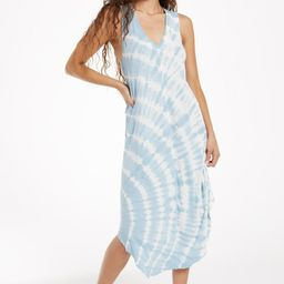 Reverie Spiral Tie-Dye Midi Dress | Z Supply