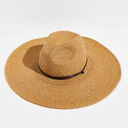 Arizona Packable Wide Brim Hat | Free People (US)