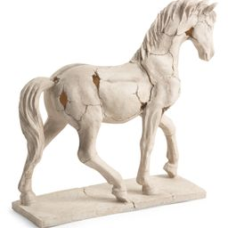 Cracked Horse Sculpture | Decor | Marshalls | Marshalls