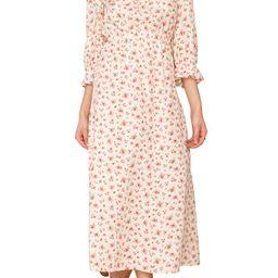 Karly Floral Dress   Nordstrom