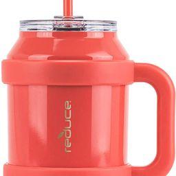 Reduce Tumbler Mug, 50 oz – Stainless Steel Insulated Mug with Handle and Lid and Straw, 36 Hou...   Amazon (US)