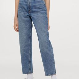 Mom High Ankle Jeans  $29.99 | H&M (US)