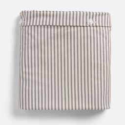 Ticking Stripe Duvet Cover | Red Land Cotton