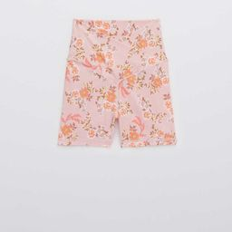 """OFFLINE Real Me High Waisted Crossover 3"""" Shortie   American Eagle Outfitters (US & CA)"""