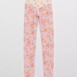 OFFLINE Real Me High Waisted Floral Crossover Legging   American Eagle Outfitters (US & CA)