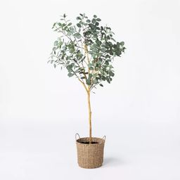 Faux Eucalyptus Tree - Threshold™ designed with Studio McGee   Target