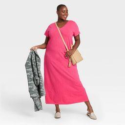 Women's Short Sleeve T-Shirt Dress - Universal Thread™ | Target