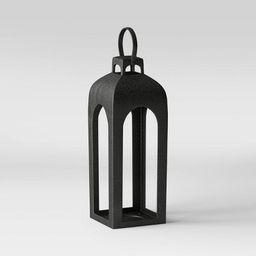 Metal Outdoor Lantern Natural - Smith & Hawken™ | Target