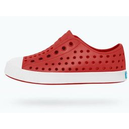 Native Shoes Little Kids Jefferson Shoes, Torch Red/Shell White, 11 Little Kid   Walmart (US)