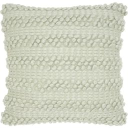"""20""""x20"""" Oversize Woven Striped Life Styles Square Throw Pillow - Mina Victory 