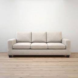 "85"" Shay Upholstered Track Arm Sofa - Brookside Home   Target"