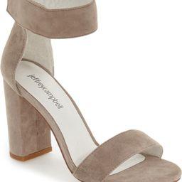 Lindsay Ankle Strap Sandal   Nordstrom