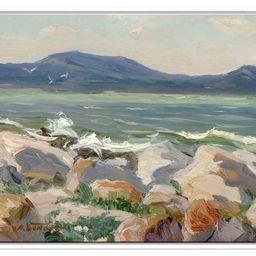 Sea Landscape II | One Kings Lane