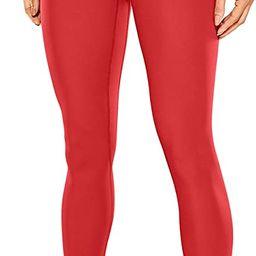 CRZ YOGA Women's Naked Feeling I 7/8 High Waisted Pants Yoga Workout Leggings - 25 Inches | Amazon (US)
