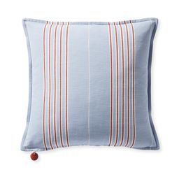 Perennials® Lake Stripe Pillow Cover | Serena and Lily