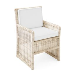 Pacifica Dining Chair - Driftwood   Serena and Lily
