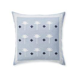 Sunbrella® Veracruz Pillow Cover | Serena and Lily