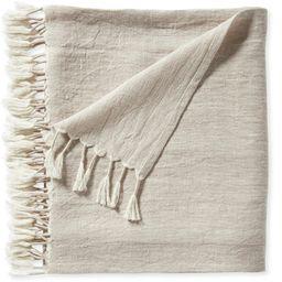 Topanga Linen Throw | Serena and Lily