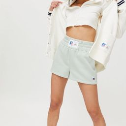Russell Athletic Fleece Boxer Short | Urban Outfitters | Urban Outfitters (US and RoW)