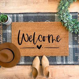 Welcome Mats Front Doormat Housewarming Gift  Home Doormat | Etsy | Etsy (US)