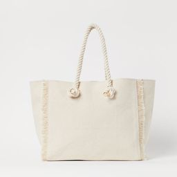 Fringed Shopper | H&M (US)