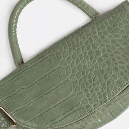 Sage Top Handle Belt Bag   Missguided (US & CA)