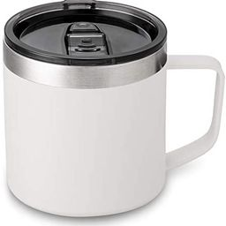 Lafaso 14oz Stainless Steel Coffee Mug With Handle,Double Walled Vacuum Travel Insulated Coffee M... | Amazon (US)