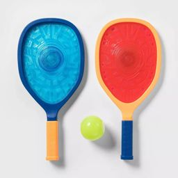 Splash Bombs Hydro Light Up Paddle Ball Set - Sun Squad™   Target