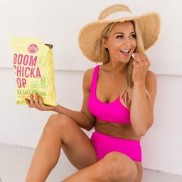 Brightest Days Pink Bikini Top   The Pink Lily Boutique
